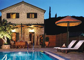 Emerald Classic Villa in Zakynthos