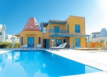 Esh Elghorab Villa in Egypt