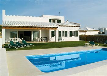 Esmee in Menorca