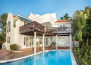 Estate Villa IV with Pool in St Lucia