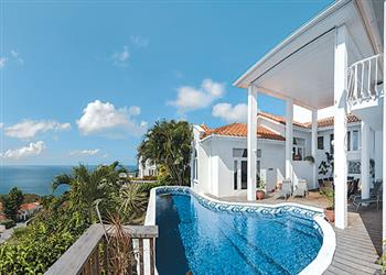 Estate Villa V with Pool in St Lucia