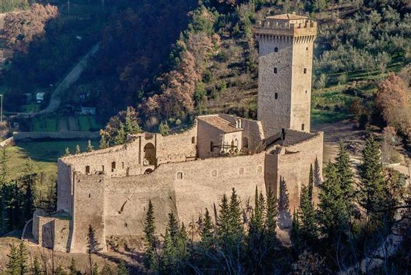 Fortezza Di Spinola in Provincia di Perugia