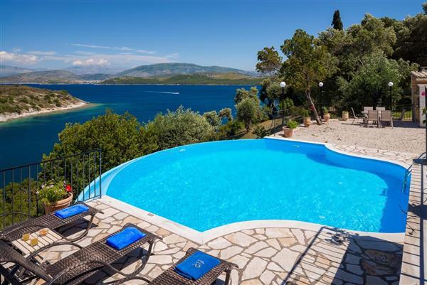 Fotoula in Ionian Islands
