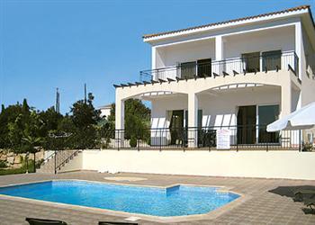 Gabriella in Cyprus