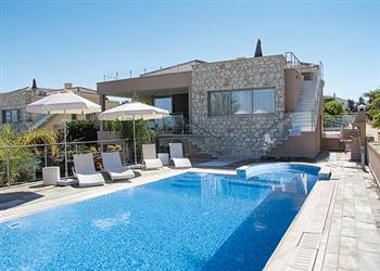 Galene Beach Villa in Cyprus