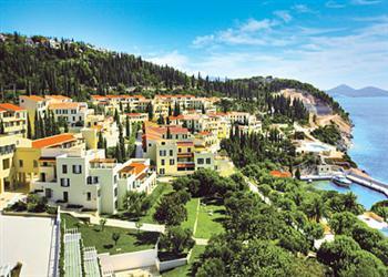 Garden View Residence A2SP in Croatia
