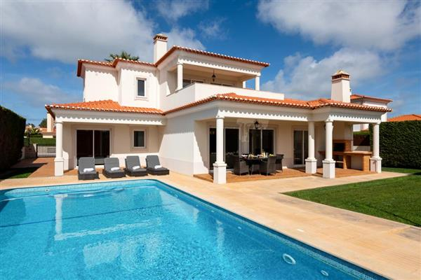 Garden Villa IV in Óbidos Municipality