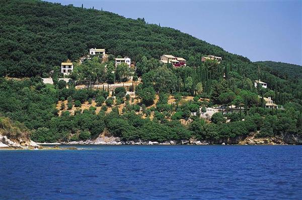 Giorgos Kasomitria in Ionian Islands