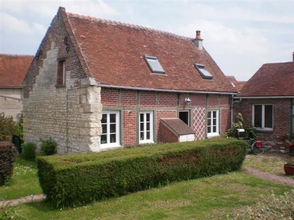Gite de Le Roy in Oise