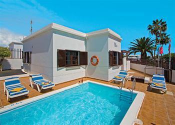 Grama in Lanzarote
