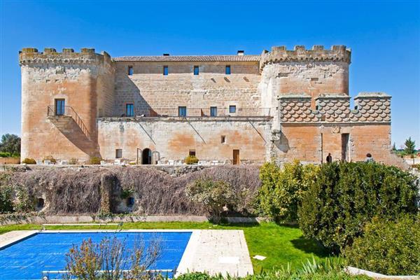 Gran Suite Fonseca in Salamanca