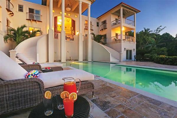 Grande Villa in St Lucia