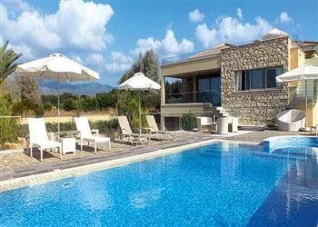 Harmonia Beach Villa in Cyprus