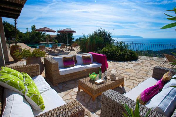 Hlazeika in Ionian Islands