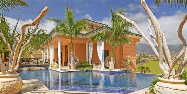 Imperial Villa in Santa Cruz de Tenerife