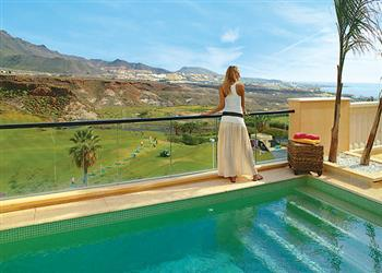 Imperial Villa in Tenerife