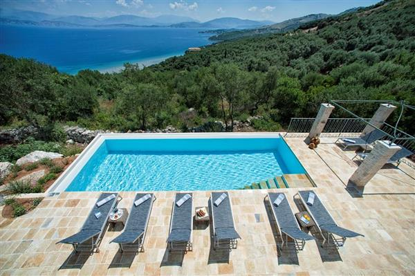 Jacaranda House in Ionian Islands