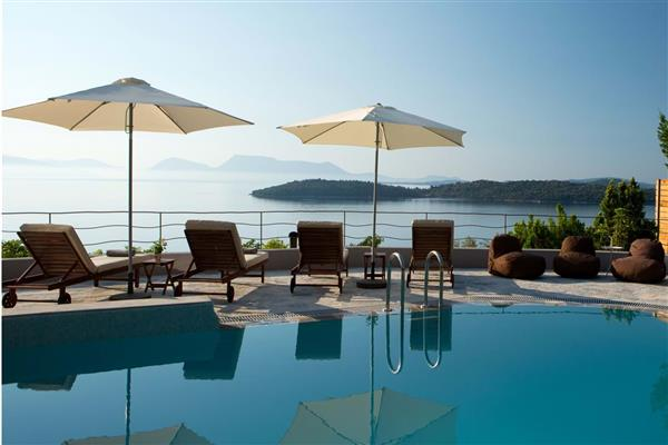 Kallisto in Ionian Islands