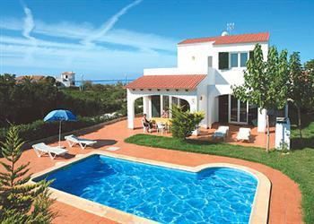 Kandella in Menorca