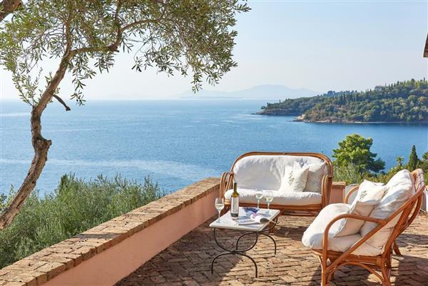 Katerina in Ionian Islands