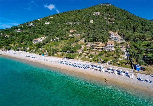 Krouzeri Beach Apartments in Ionian Islands
