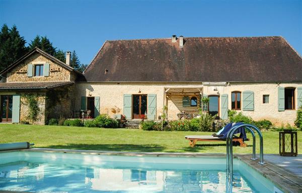 La Maison Soleil in Dordogne