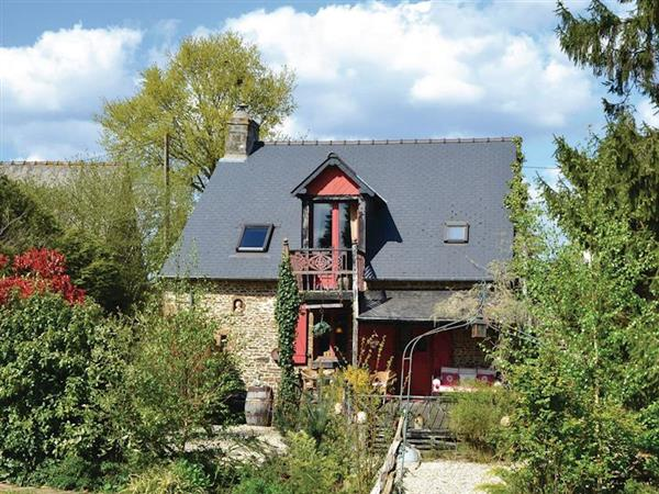 La Maison des Champs in Mayenne