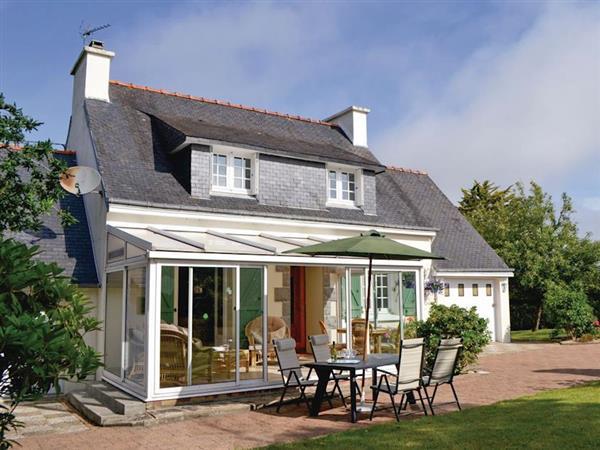 La Maison du Jardin in Finistère