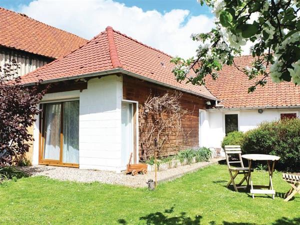 La Petite Maison in Pas-de-Calais