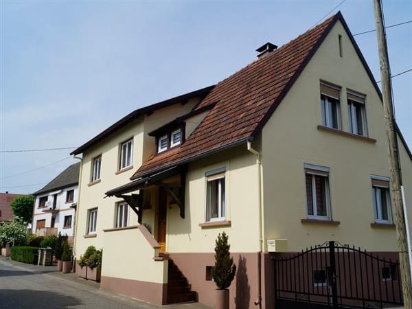 La Source in Bas-Rhin