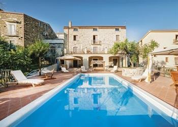La Villa del Sole in Provincia di Salerno