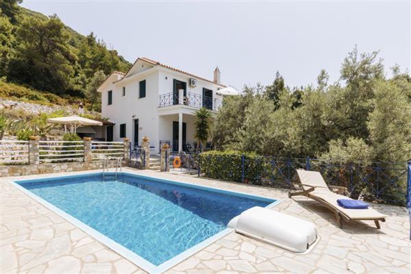 Lavender Cottage in Thessalia