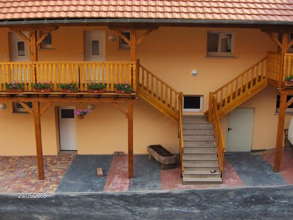 Le Balcon in Bas-Rhin
