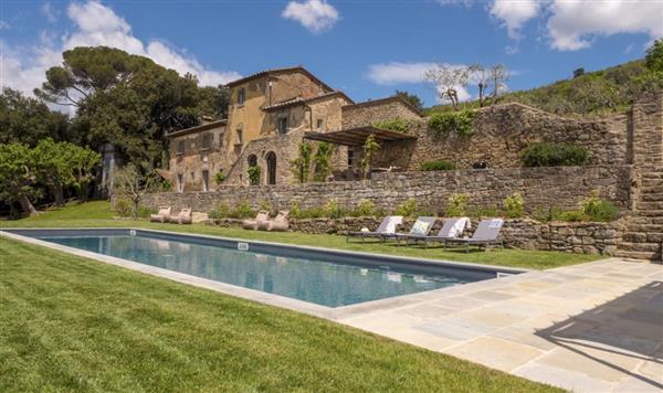 Le Celle in Provincia di Arezzo
