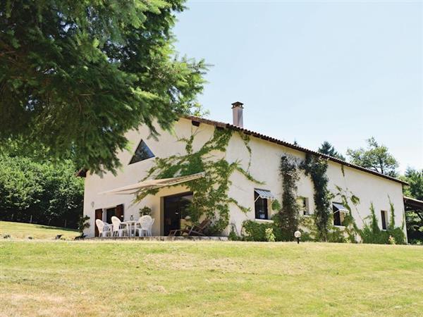 Le Chalet du Pecheur from Cottages 4 You