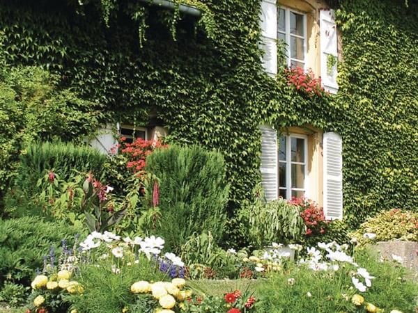 Le Cottage des Fleurs in Moselle