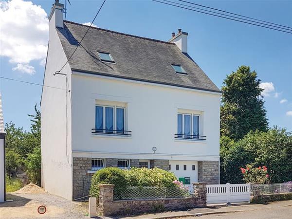 Le Cottage des Fleurs in Finistère