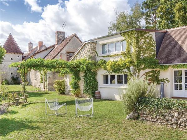 Le Cottage du Jardin in Loir-et-Cher