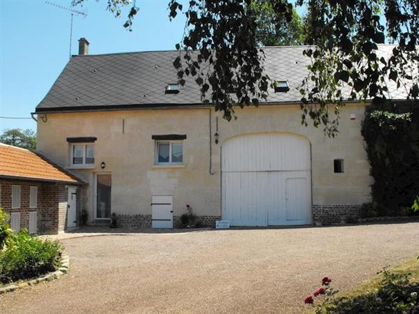 Le Gite du Tonnelier in Oise