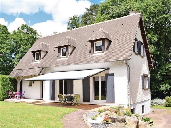Le Spa, Bagnoles-de-l'Orne, Normandy - France