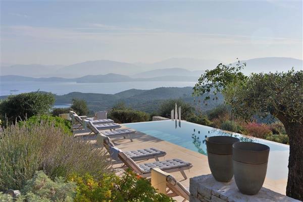Lemoni House in Ionian Islands