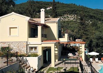 Lemonia in Corfu