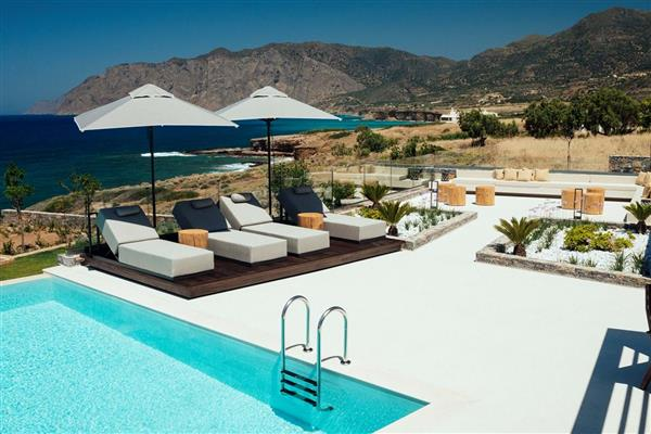 Lena House in Crete