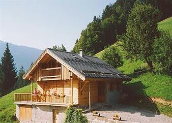 Les Granges in Rhône-Alpes