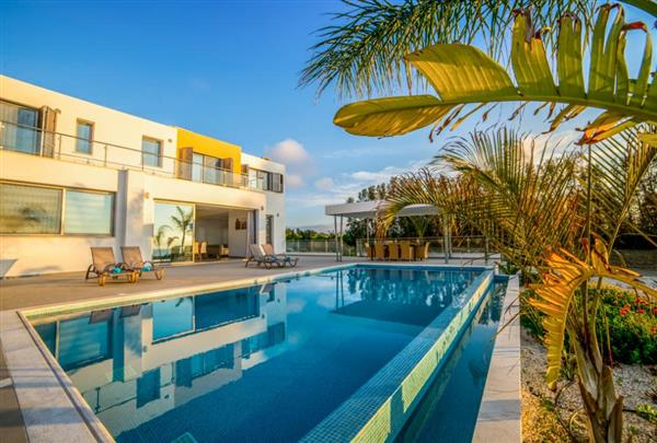 Limni Beach Villa, Paphos, Cyprus