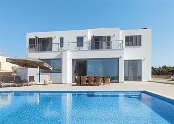 Limni Beach Villa, Polis, Cyprus With Swimming Pool