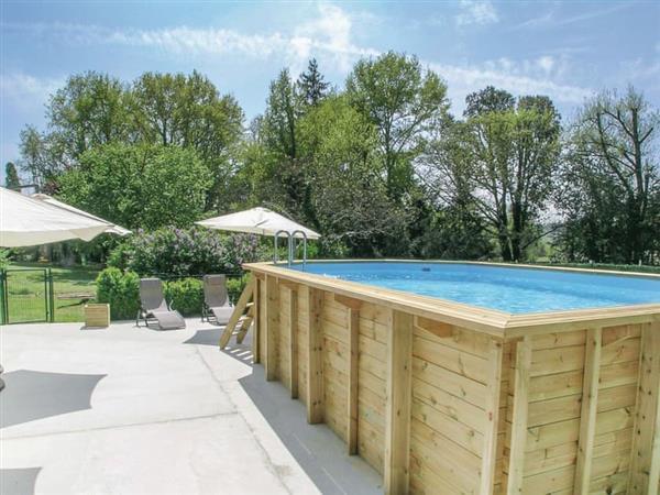 L'Appartement du Jardin in Dordogne