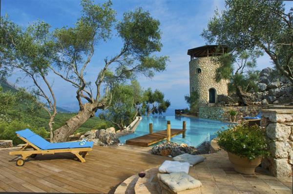 Magic Rocks in Ionian Islands