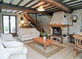 Maison Marais, Blosville, nr. Sainte-Mère-Église, Manche - France