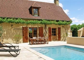 Maison Saint-Amand-de-Coly in Dordogne